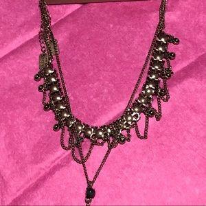 2 individual necklaces